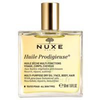 Huile prodigieuse®- huile sèche multi-fonctions visage, corps, cheveux50ml à BOUC-BEL-AIR