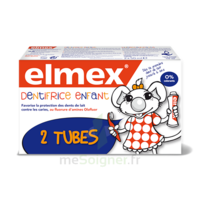 Elmex Duo Dentifrice Enfant, Tube 50 Ml X 2 à BOUC-BEL-AIR