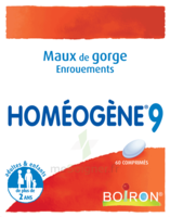 Boiron Homéogène 9 Comprimés à BOUC-BEL-AIR