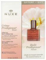Nuxe Crème Prodigieuse Boost Crème-gel Coffret à BOUC-BEL-AIR