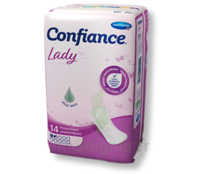 Confiance Lady Protection Anatomique Incontinence 1.5 Gouttes Sachet/14 à BOUC-BEL-AIR