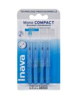 Inava Brossettes Mono-compact Bleu Iso 1 0,8mm à BOUC-BEL-AIR