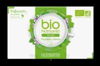 Nutrisanté Infusions Bio Tisane Mélisse 20 Sachets à BOUC-BEL-AIR
