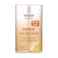 Weleda Duo Soin des Lèvres Everon® 9,6ml à BOUC-BEL-AIR