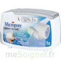 Micropore Sparadrap Microporeux 25mmx5m DÉvidoir à BOUC-BEL-AIR
