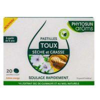 Phytosun Aroms Pastilles Toux B/20 à BOUC-BEL-AIR