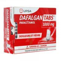 Dafalgantabs 1 G Cpr Pell Plq/8 à BOUC-BEL-AIR