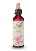 Fleurs De Bach® Original Oak - 20 Ml à BOUC-BEL-AIR