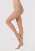 Dynaven Transparent Collant  Femme Classe 2 Beige Clair Small Normal à BOUC-BEL-AIR