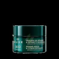 Nuxe Bio Masque Détoxifiant Eclat 50ml à BOUC-BEL-AIR