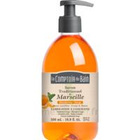 Savon De Marseille Liquide Mandarine-sauge 500ml à BOUC-BEL-AIR