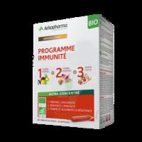 Arkofluide Bio Ultraextract Coffret Programme Immunité 3x10 Ampoules/10ml à BOUC-BEL-AIR
