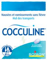 Boiron Cocculine Comprimés orodispersibles B/40 à BOUC-BEL-AIR